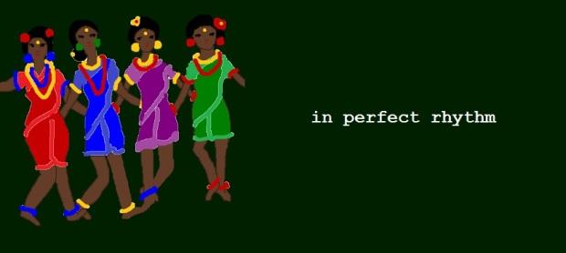dancing santhals