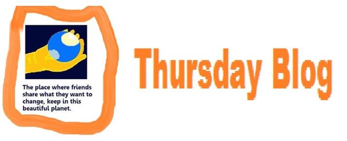 thursday blog log