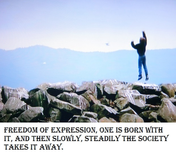freedom of expression 17W