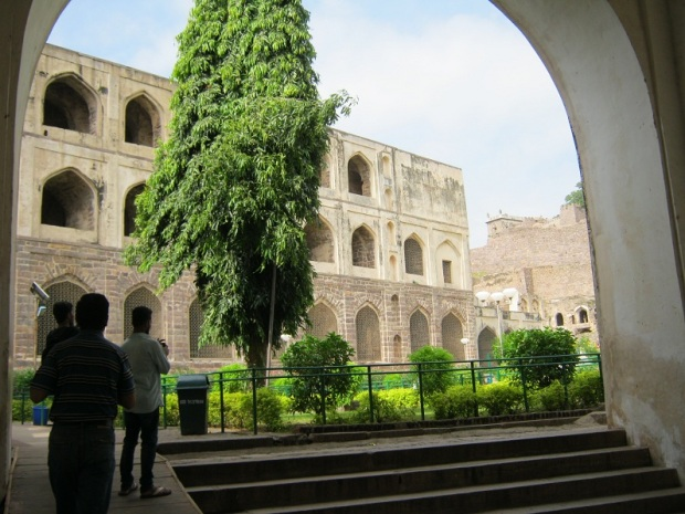 Golconda fort 23.8.15 IMG_0014