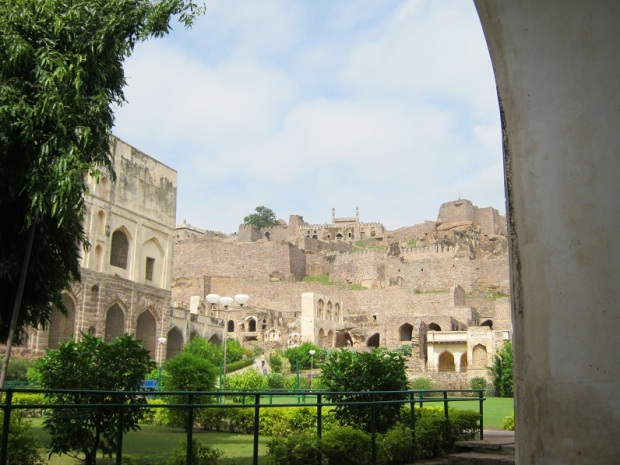 Golconda fort 23.8.15 IMG_0016