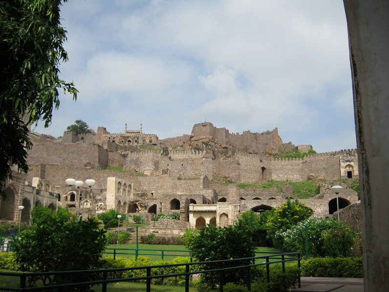 Golconda fort 23.8.15 IMG_0017