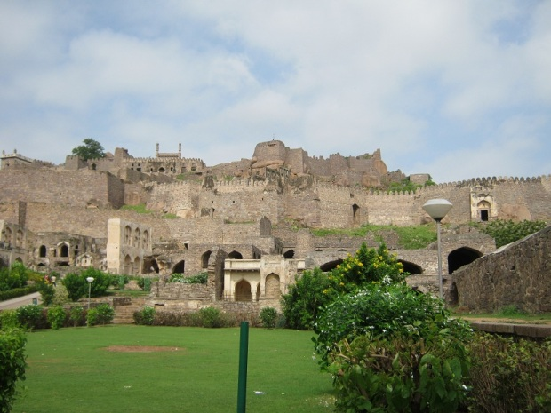 Golconda fort 23.8.15 IMG_0019