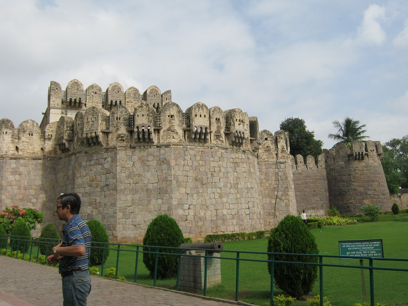 Golconda fort 24.8.15 IMG_0005