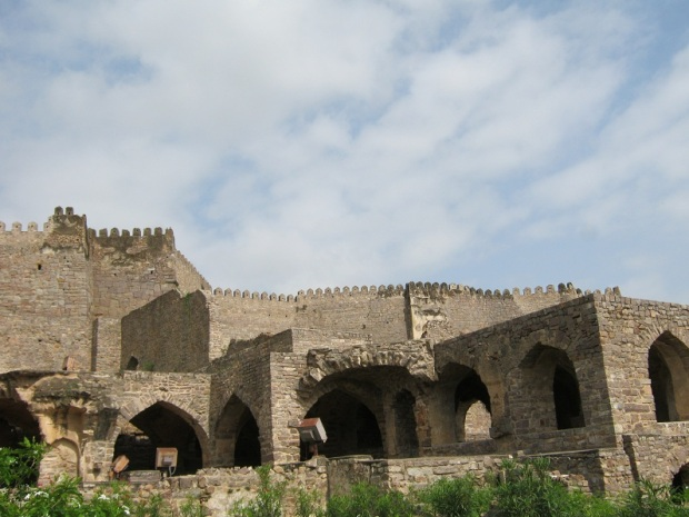 Golconda fort 23.8.15 IMG_0035
