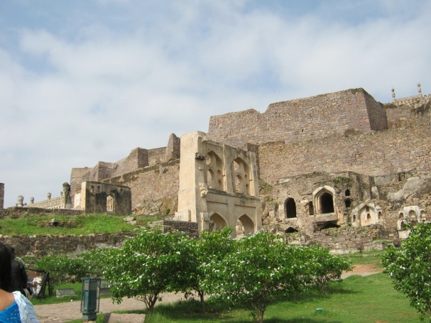 Golconda fort 23.8.15 IMG_0037